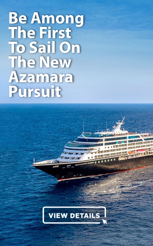 Sailings – March 18, 2019 | Azamara Cruise Deals